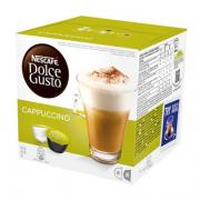 Кофе в капсулах Nescafe Dolce Gusto Cappuccino 8 шт + 8 шт