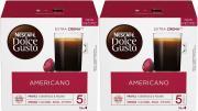 Nescafe Nescafe Dolce Gusto Упаковка 2 Штуки Americano 2х16 капс. 269436