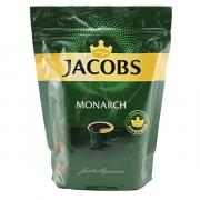 Кофе Jacobs Monarch / Якобс Монарх растворимый м/у 130 гр