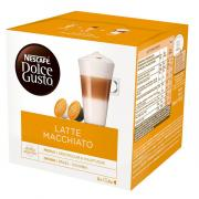 Кофе в капсулах Nescafe Dolce Gusto Latte Macchiato 8 шт + 8 шт