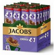 Напиток JACOBS кофейный растворимый 4 в 1 с какао-порошком 24 шт.