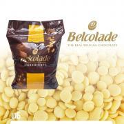 Какао-масло дезодорированное Belcolade Бельгия уп 4 кг
