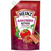 Кетчуп для стейка Heinz чёрный перец 320 гр