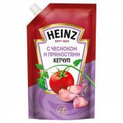 Кетчуп Heinz с чесноком и пряностями 320 гр