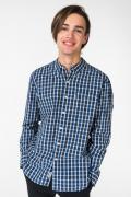 Рубашка мужская Levi's 6582403830 синяя 2XL