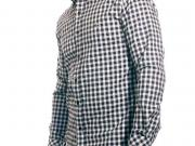 Мужская рубашка в клетку LACOSTE 711-2