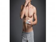 Мужские шорты серые Superbody Breath Shorts Grey 18495