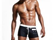 Мужские плавательные шорты черные SUPERBODY 34840