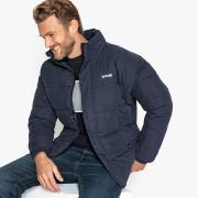 Куртка La Redoute Стеганая короткая NEBRASKA с воротником-стойкой на молнии XL синий