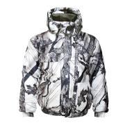 """Куртка с подогревом RL-KM-01 """"Белый лес"""""""