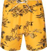 Шорты пляжные мужские O'Neill Tropical, размер 46-48