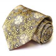 Яркий галстук с узором пэйсли Christian Lacroix 56008