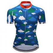 Одежда для мотоциклов Короткие рукава для Муж. Лето Дышащий