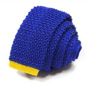 Яркий вязаный галстук с желтой вставкой Missoni 8ZAFKZ