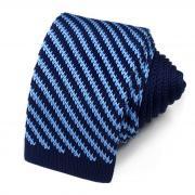Оригинальный вязаный галстук для мужчины 822911