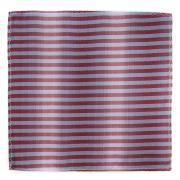 Мужской платок с красными и голубыми полосками 816181