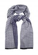 Шарф мужской Roberto Gabbani 600802 синий