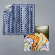 Пестрый платок в карман для мужчины Marina D`Este 828770