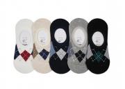 Носки мужские от VIVID: Носки хлопковые мужские короткие ? Vivid Man Argyle Fake Socks - 1шт