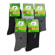Мужские носки Ланю, бамбук, размер 42-48, арт. 815