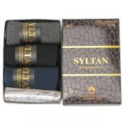 Носки мужские SYLTAN 3 пары арт 9528