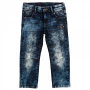 Playtoday Брюки текстильные джинсовые для мальчиков Драйв 371064