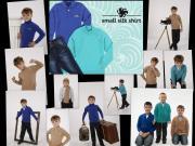 «SMALL SILK SHIRT» ИСПАНИЯ одежда для мальчиков