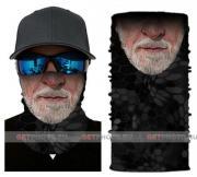 Бесшовная бандана-труба, мужчина с бородой, beard man, в подарочной упаковке GF 5568