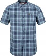 Рубашка с коротким рукавом мужская Columbia Leadville Ridge, размер 54