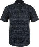 Рубашка с коротким руковом мужская Quiksilver Heritage, размер 52-54