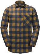 Рубашка мужская Jack Wolfskin Red River, размер 54-56