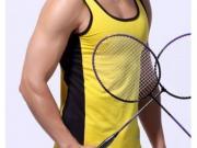 WangJiang Майка спортивная желтая Wang Jiang под шелк Wang Jiang 1