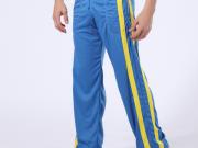 WangJiang Штаны спортивные синие Wang Jiang 10