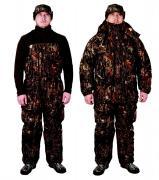 Костюм охотничий зимний Canadian Camper Hunter digital Camouflage