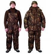 Костюм охотничий зимний Canadian Camper Hunter коричневый