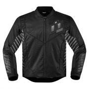 Icon Overlord Wireform черная мотокуртка (размер: 2xl, цвет: черные)