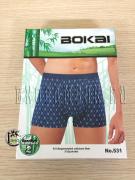 Нижнее белье из бамбука Bokai 531 мужское 2 шт. размер 46-48 (XL)