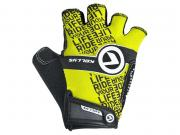 Перчатки KELLYS COMFORT, без пальцев, салатовый, M, Gloves COMFORT NEW lime M