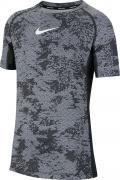 Футболка для мальчиков Nike Pro, размер 137-147