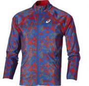 Куртка ASICS Woven детская 131401Jr-1068 красный/синий 140 INT