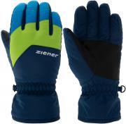 Ziener Перчатки для мальчиков Ziener, размер 3,5