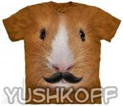 Футболка Big Face Incognito Guinea Pig