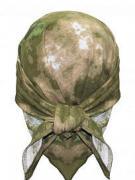 Косынка (зелёный мох)