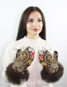 Варежки Сабина