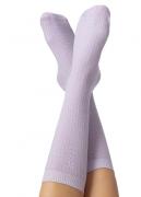 Носки Yoga Mat сиреневые Doiy