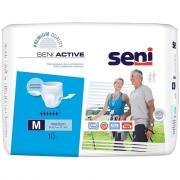 Трусы впитывающие Seni Active, M (10 шт.)