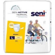 Трусы впитывающие Seni Active Normal, L (30 шт.)