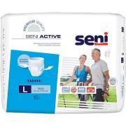 Трусы впитывающие Seni Active, L (10 шт.)
