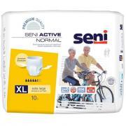 Трусы впитывающие Seni Active Normal, XL (10 шт.)