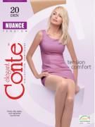 Колготки Conte Elegant Nuance 20 Nero Размер 3